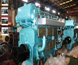 Weichai Marine Diesel Engine 200HP~400HP Power with Gearbox pictures & photos