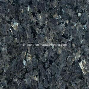 Import Granite Stone Norway Light Blue Pearl Slab for Tiles/Countertops