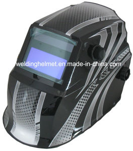 Automatic Welding Helmet 92*42mm N1190TC pictures & photos