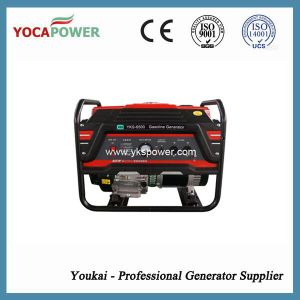 5kw AC Single Phase Output Type Gasoline Generator pictures & photos