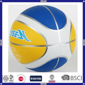 Made in China Cheap Promotional Rubber Basketball pictures & photos