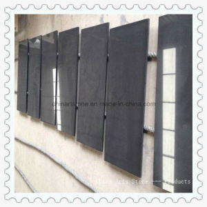 Chinese Absolute Black Granite Quartz Marble Vanity Top and Countertop pictures & photos