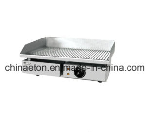 All Grooved Eletric Griddle for Et-Pl-821 pictures & photos