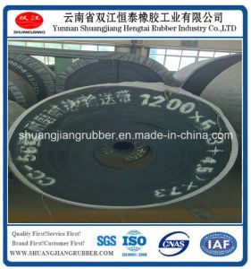 Width1200mm Cc56 Rubber Conveyor Belt Rubber Belt pictures & photos