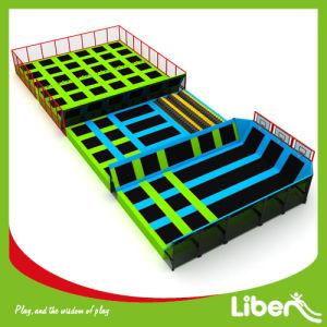 Liben Manufacturer Professional Indoor Used Trampoline Park for Amusement pictures & photos