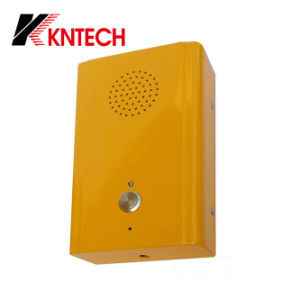 Kntech Knzd-13 Waterproof Telephone Wall Mount Emergency Phone pictures & photos