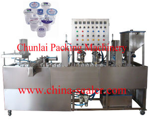 Bg Linear Type Tray Sealing Machine pictures & photos