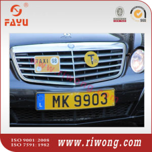 High Secuirty Car License Plate pictures & photos