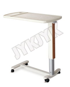 Medical Over-Bed Table for Hospital Bed Jyk-D01 pictures & photos