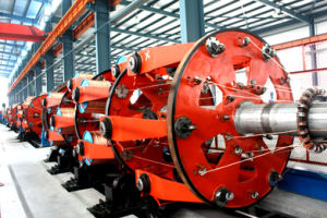 Steel Wire Armoring Machine pictures & photos