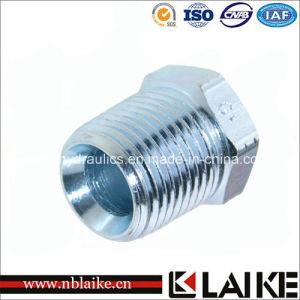(4N) High Pressure Hydraulic NPT Male Plug