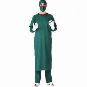Reusable Surgical Gown, SGS Certified pictures & photos