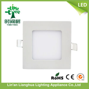 3W 6W 9W 12W Round Square LED Panel Light, LED Panel pictures & photos