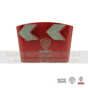 HTC Diamond Grinding Plate Pad Shoes Tools for Grinding Machine pictures & photos