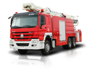Professional Supply Various Fire Rescue Truck Aerial Platform Fire Equipment Fire Truck of 10-200 Meters pictures & photos