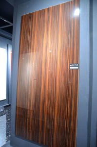Foshan Zh UV Glossy MDF Board Price for Kitchen Cabinet Door Panel (zh3923) pictures & photos