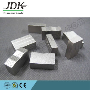 Grooved Type Diamond Segment for Cutting Granite pictures & photos