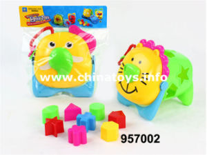 Building Block Puzzle Educational Toy (957002) pictures & photos