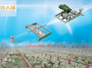 Spraying System in Poultry House From Super Herdsman pictures & photos