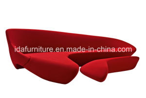Moon Sofa Zaha Hadid Moon System Sofa with Ottoman pictures & photos