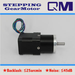 NEMA17 L=40mm Stepping Gear Motor Ratio 1: 20
