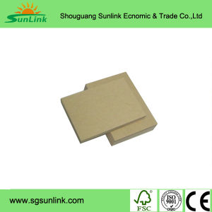 Plain MDF Board for Indoor Decoration pictures & photos