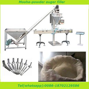 Semi Automatic Auger Filler Machine/Powder Auger Filler Machine pictures & photos