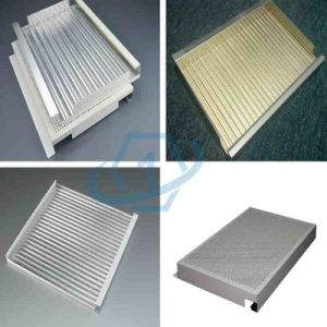 Good Quality Aluminum Corrugated Core pictures & photos