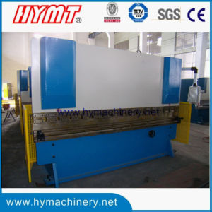 WC67Y-100X3200 type Hydraulic steel plate bending & folding machine pictures & photos