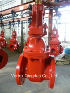 BS5163/DIN3352 F4/F5 Resilient Seated Gate Valve pictures & photos