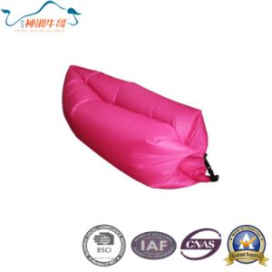 Inflatable Air Sofa Portable Furniture Sleeping Bag pictures & photos