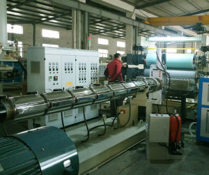 High Quality PP/PE/HIPS/ABS Sheet Making Machine pictures & photos