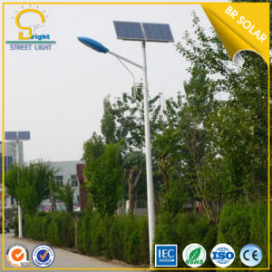 40W Solar LED Lamp with Steel Pole pictures & photos