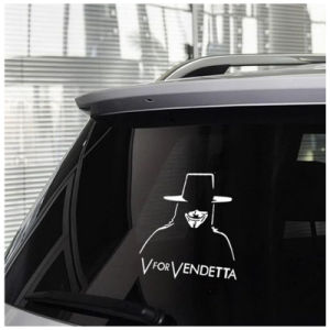 Excellent Quality Pet Car Sticker pictures & photos