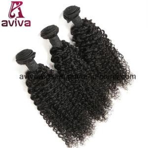Brazilian Virgin Hair Extension 100% Unprocessed Natural Virgin Hair pictures & photos