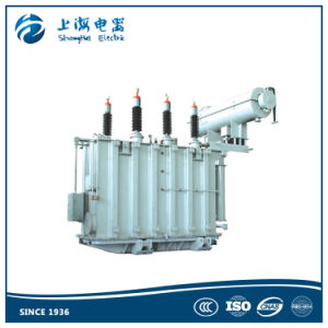 220kv High Voltage Oil-Type Power Transformer /Insulation Power Transformer pictures & photos