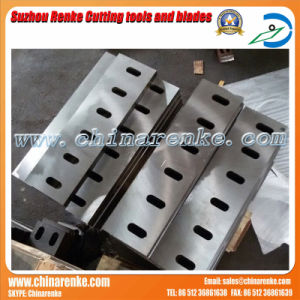 Tool Steel Blades for Cutting Plastic pictures & photos