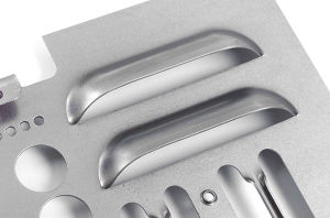 Precision Sheet Metal Stamping Electrical Equipment Aluminum Panelboard pictures & photos