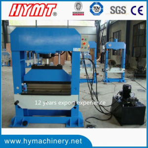 Hpb-100/1010 Hydraulic Type Steel Plate Press Machine brake pictures & photos