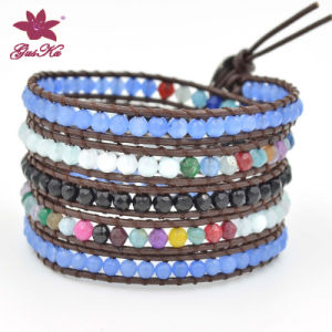 2015 Wvb-046 Fashion Healthy Care Handmade Woven Bracelet for Decoration pictures & photos