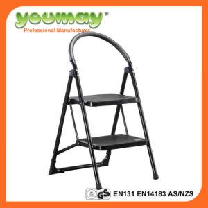 En14183 Step Ladder/Folding Ladder/Steel Ladder Sf0502A/Step Stool