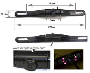 Car Vehicle Camera Night Vision/CCD Camera/Security Camera pictures & photos