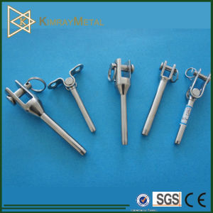 Stainless Steel Wire Rope Jaw Swage Terminal pictures & photos