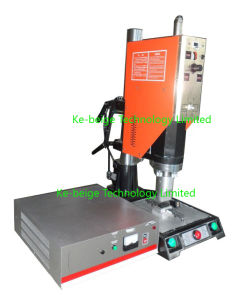 Ink Cartridge Ultrasonic Welding Machine / Ultrasonic Welder pictures & photos