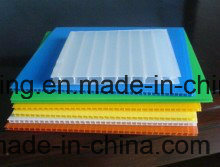 8′*4′ Construction and Building Plastic Protection Board/Colored PP Hollow Sheet pictures & photos