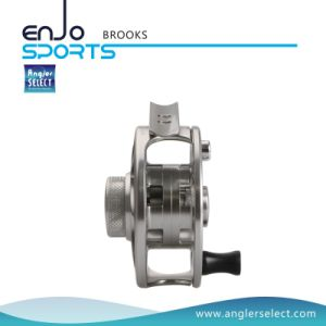 Aluminum CNC Fishing Tackle Fly Reel (BROOKS 5-6) pictures & photos