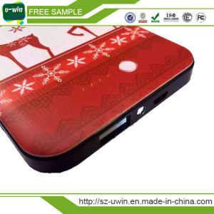 Christmas Gifts Packs Real Capacity Power Bank (UW-2) pictures & photos
