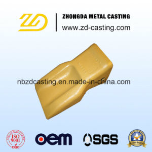 Bucker Tooth with Investment Casting pictures & photos