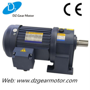 1000W Horizontal AC Gear Motor with Ratio 1: 75