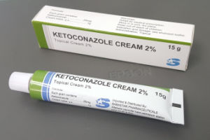 Pharmaceutical Chemical Drugs Western Medicine Topical Cream Ketoconazole pictures & photos